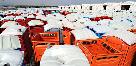 Champion Portable Toilets in Clarksville,  IN